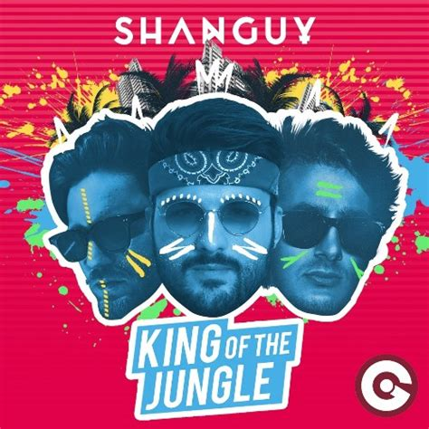 @ Shanguy - King Of The Jungle Official Lyric Video .